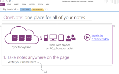 Winning the Battle Against Disorganization with OneNote Keyboard Shortcuts