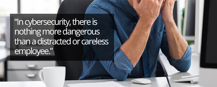 3 Ways Employees Can Compromise Your Security (and How to Prevent Them)