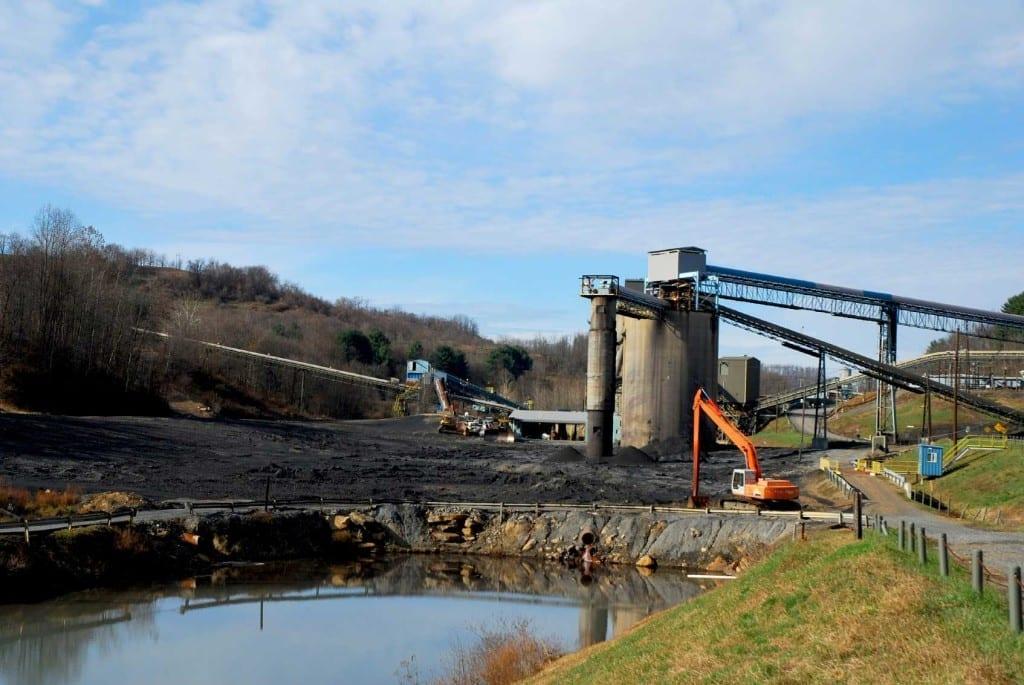 Dewatering pump needed at coal mine
