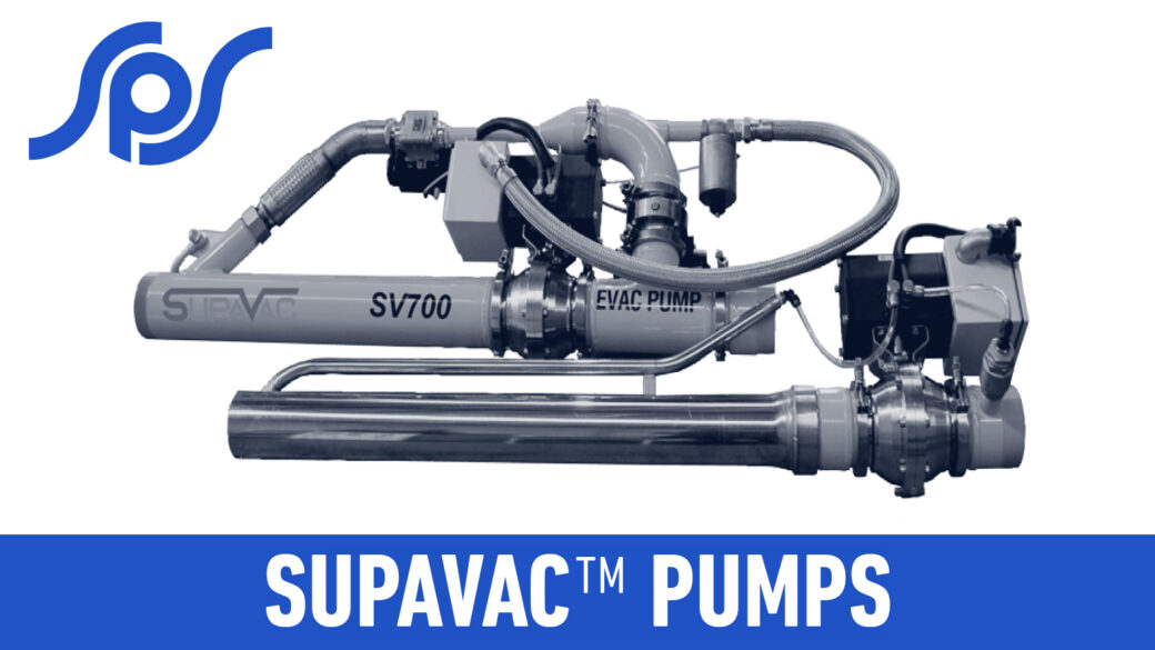 SPS carries the SupaVac (TM) product line