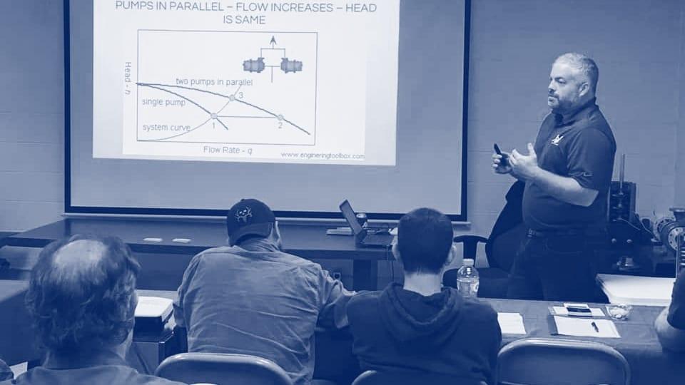Free Pump Training Classes