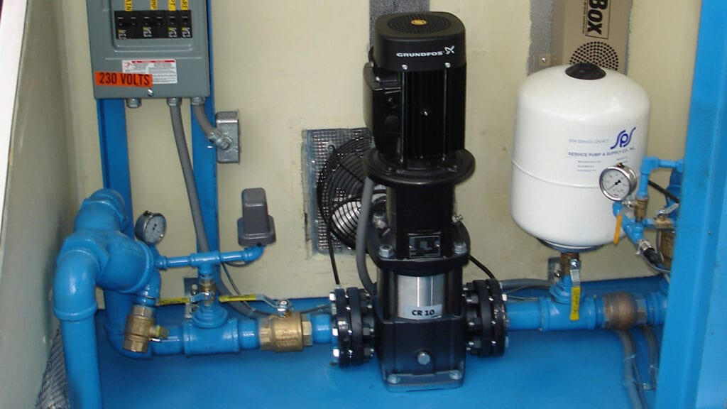Turnkey Solutions Packaged Pump System in Hot Box