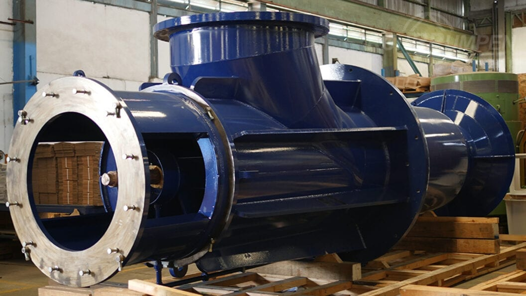 Ruhrpumpen products are engineered for reliability