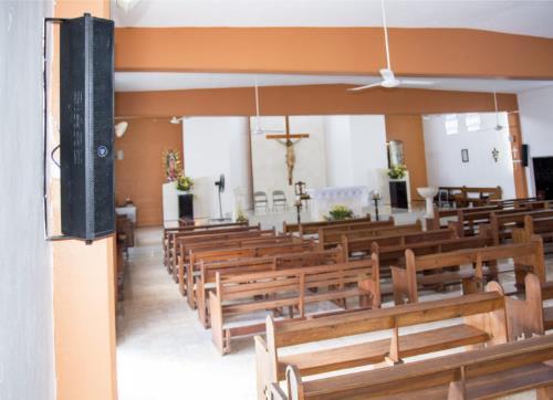 Bocimas Iglesias Católicas
