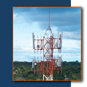 Image of a large antenna