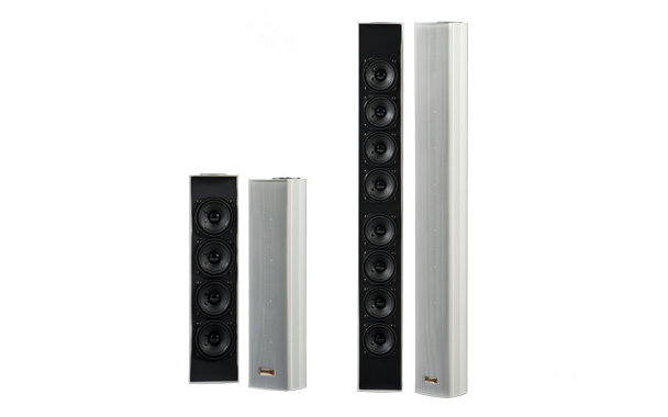The CA-95 series consists of speakers for the church