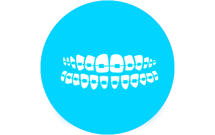 Smile with braces for Creating Great Smiles, orthodontics, Bathurst