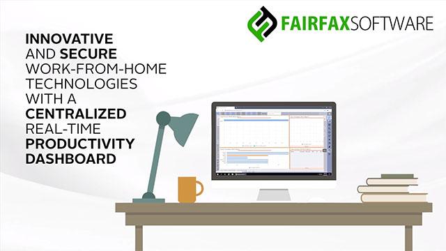 Fairfax Software Overview FinTech Marketintg Video