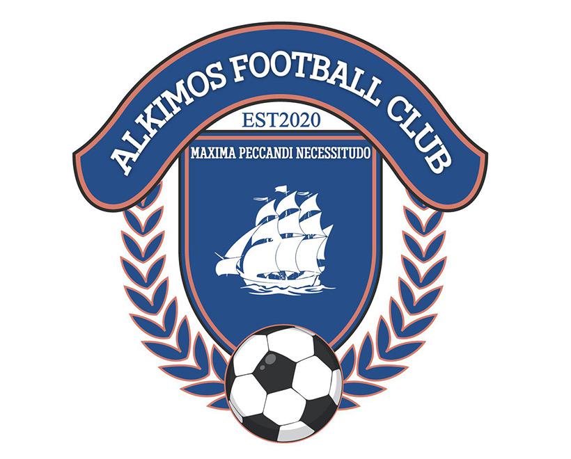 Alkimos Football Club Crest