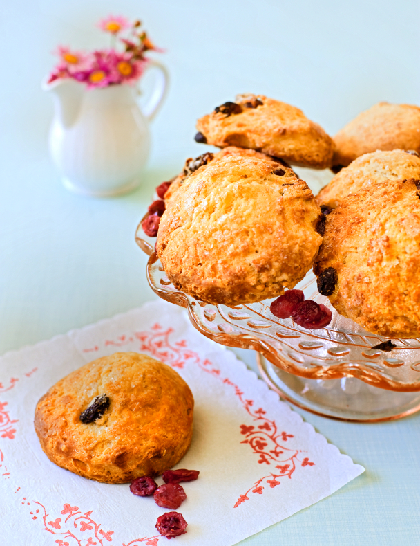 Cranberry Orange Scone fragrance