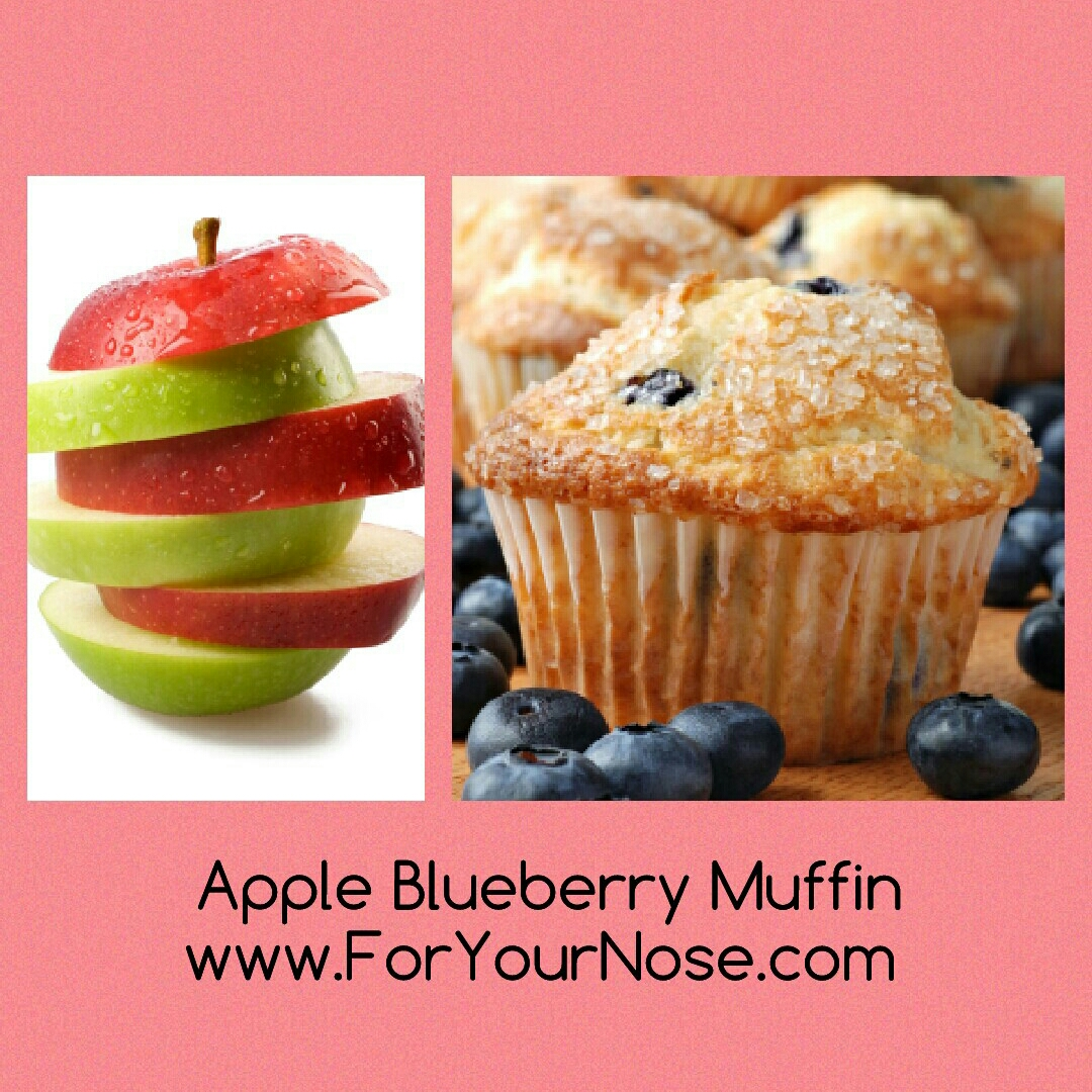Apple Blueberry Muffin fragrance