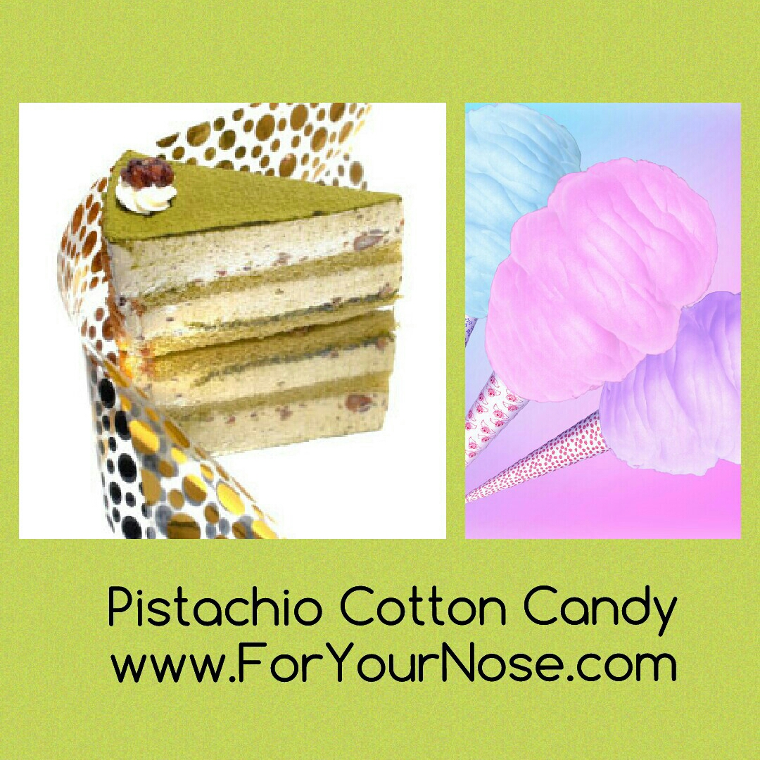 Pistachio Cotton Candy fragrance