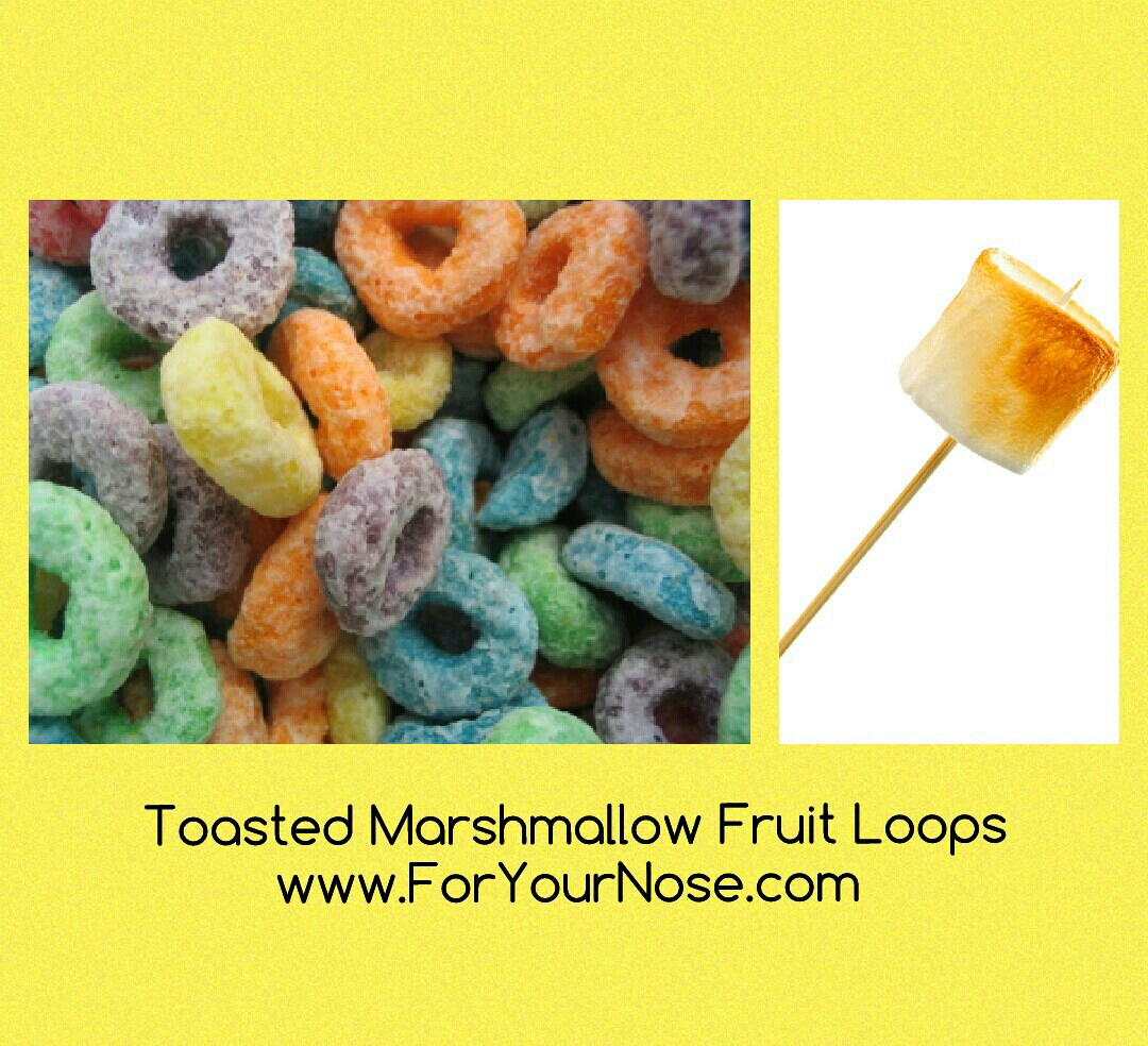 Toasted Marshmallow Fruit Loops fragrance