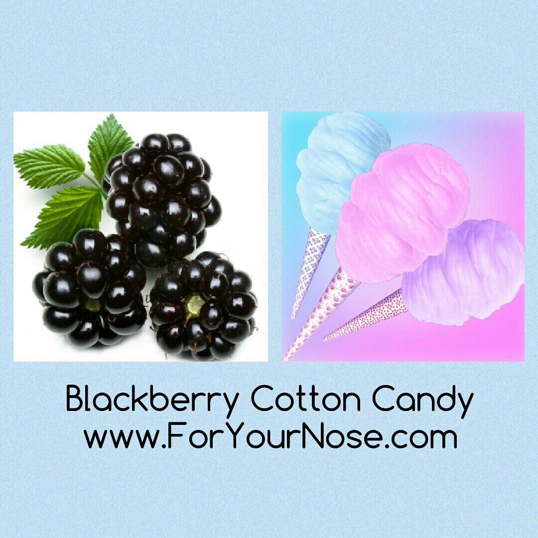 blackberry cotton candy fragrance