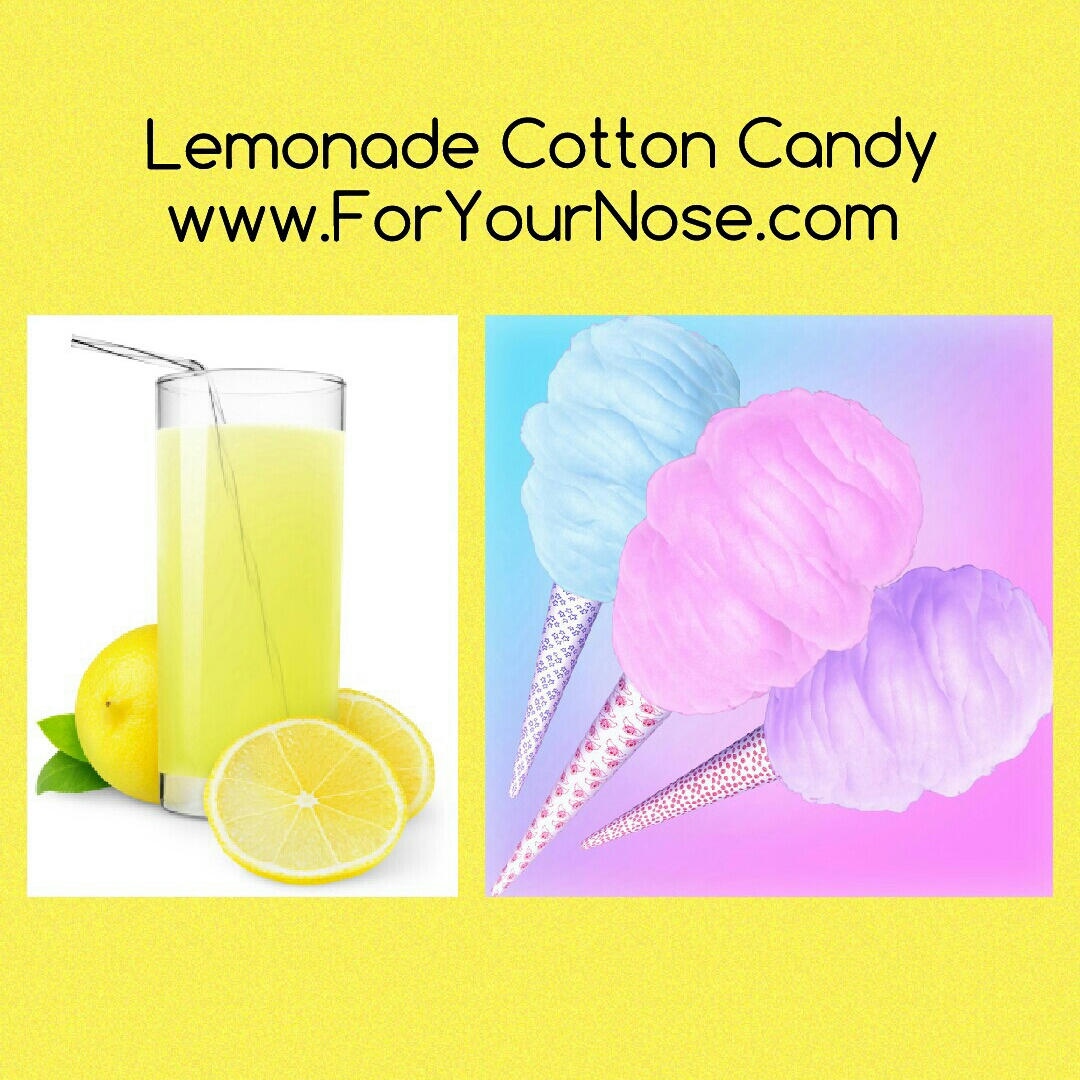 Lemonade Cotton Candy fragrance