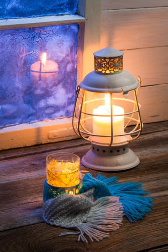 Cozy Cabin fragrance