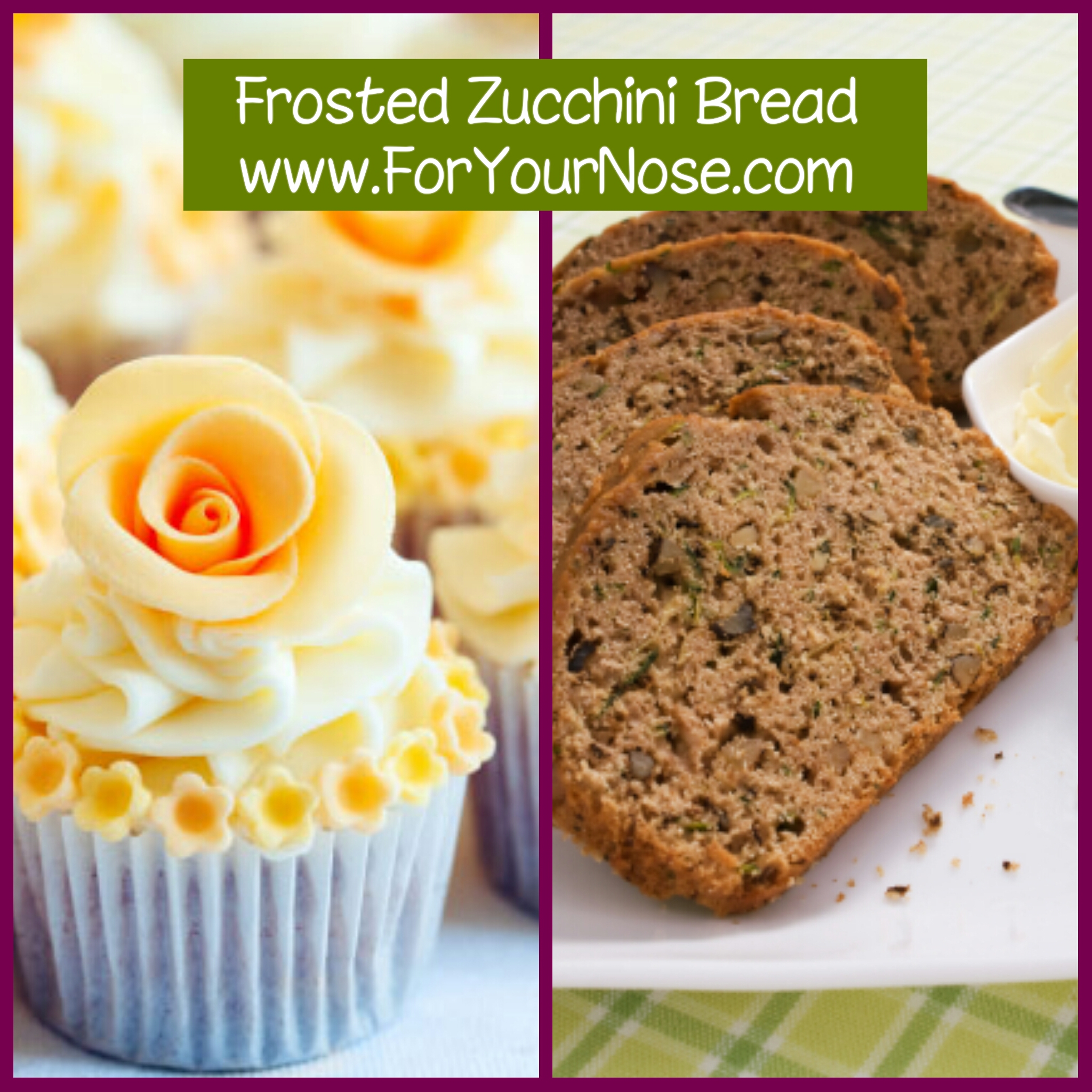 Frosted Zucchini Bread fragrance