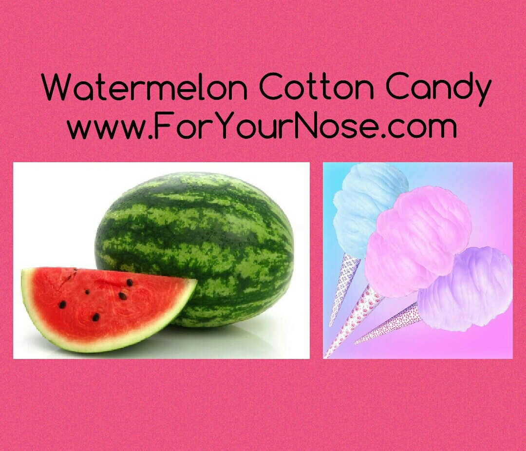 watermelon cotton candy fragrance