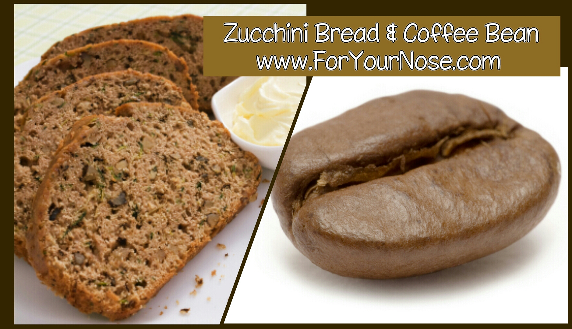 Zucchini Bread & Coffee Bean fragrance