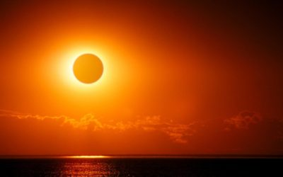 Cómo proteger los ojos del Eclipse Solar