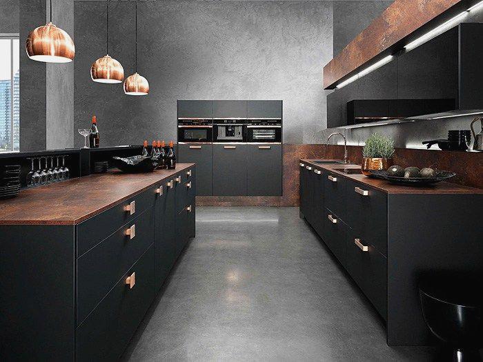 modern kitchen countertops Lovely Modern kitchen cabinets ideas 13