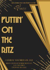 2021-Puttin on the Ritz Invite 4 5x7