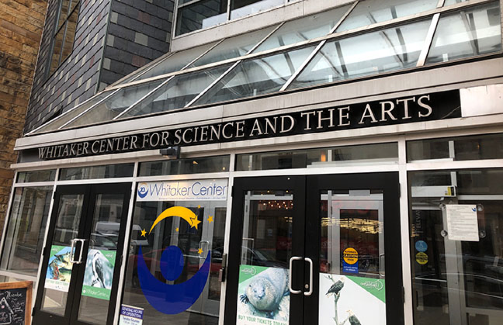 Whitaker Center for Science and Arts, Harrisburg