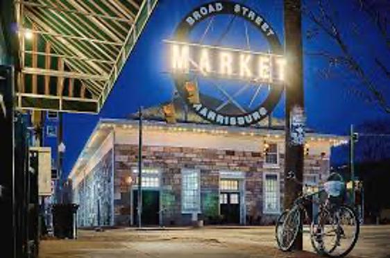 Broad Street Market, Harrisburg