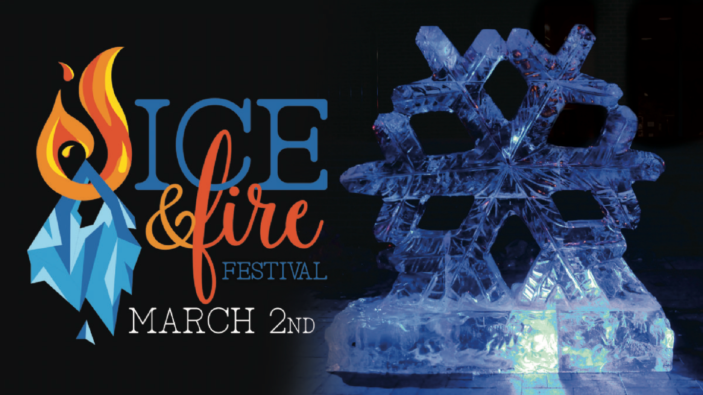 Fire and Ice festival logo