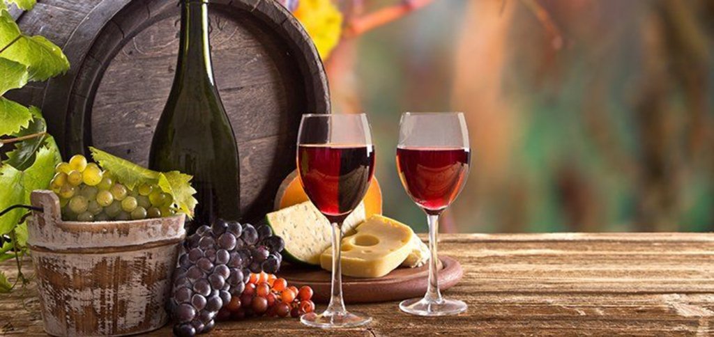 Wine Tasting & Pairing Package