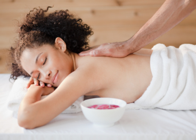 Spa Enhancement – Massage!