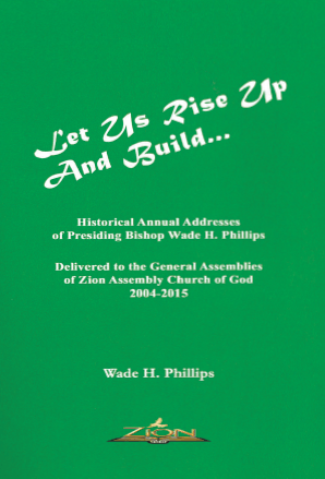 Let Us Rise Up and Build - Paperback