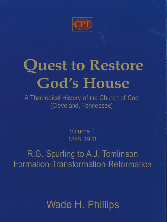 Quest to Restore God's House - Paperback