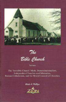 Bible Church Book