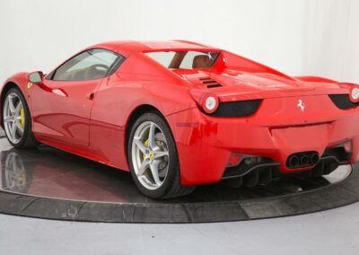 Rental Car Ferrari 458 Exotic Rental Car 83018 Exotic