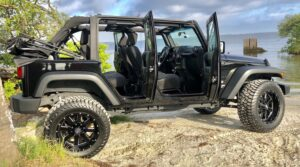 Jeep Rental Jacked Up Tricked Out From Exotic-Luxury-Rental.com