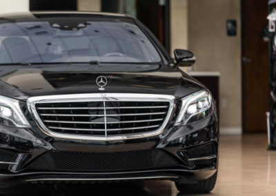 Rent Mercedes Benz luxury car sedan S Class by Exotic-Luxury-Rental.com