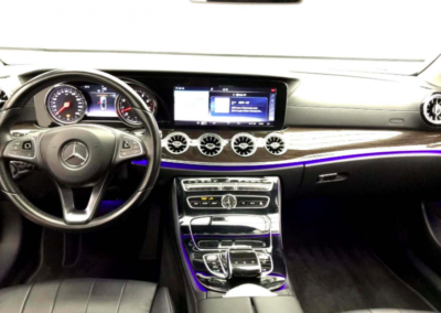 Rent Mercedes luxury car convertible by Exotic-Luxury-Rental.com