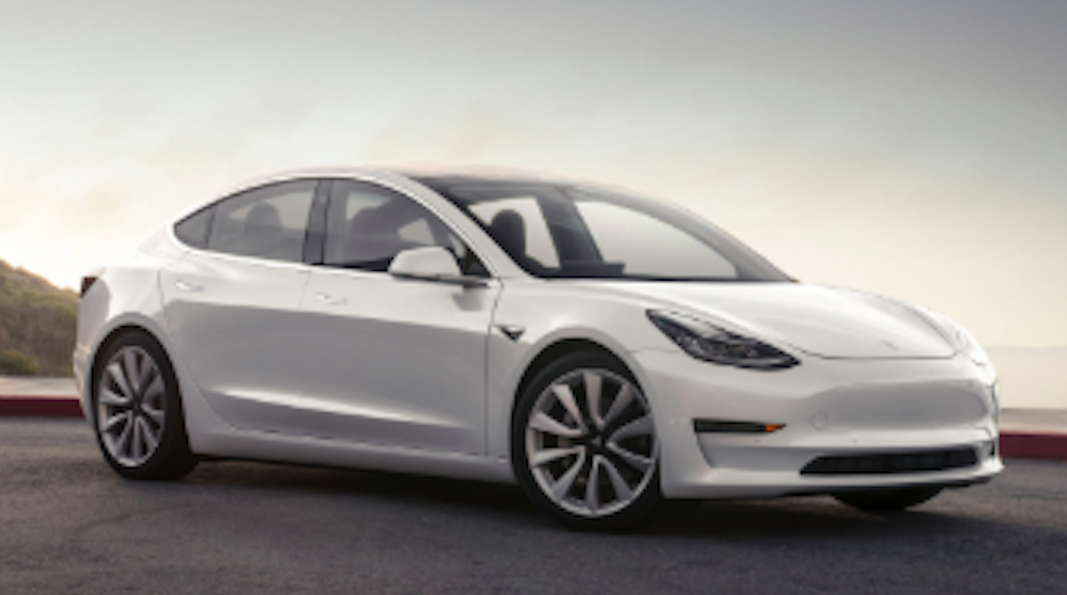 Tesla Model 3 Rental-Rent luxury car from Exotic-Luxury-Rental.com