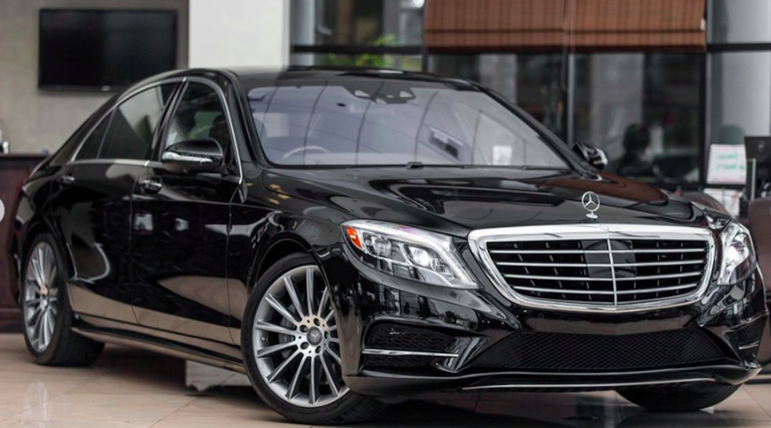 rent luxury Mercedes car S550 S Class From Exotic-Luxury-Rental.com