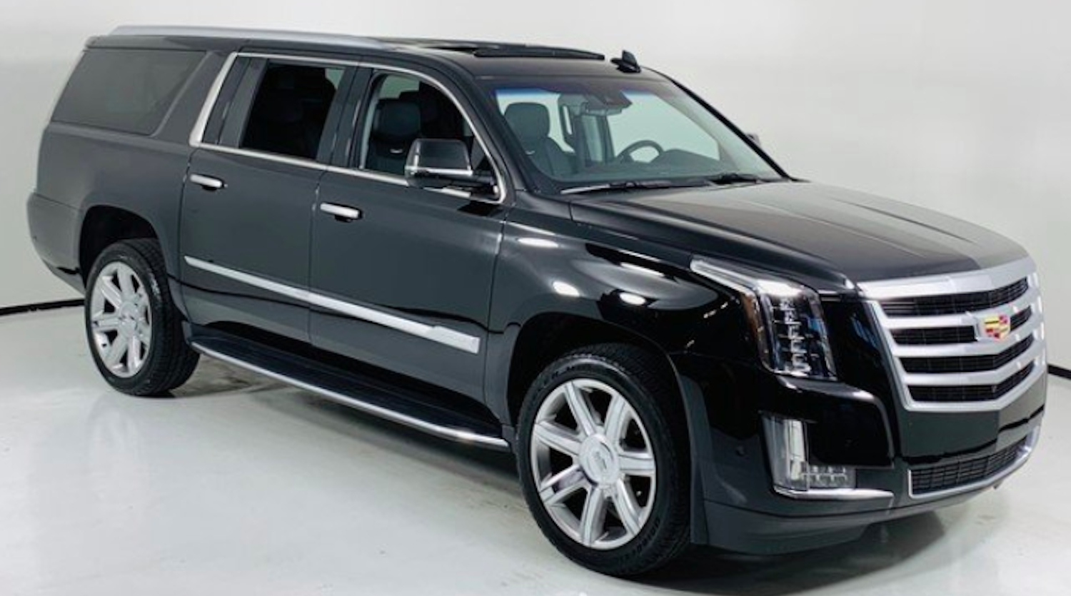 Cadillac Escalade ESV Lux Edition 2019 By Exotic Luxury Rental & Lease