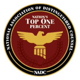 Nations Top One Percent - NADC