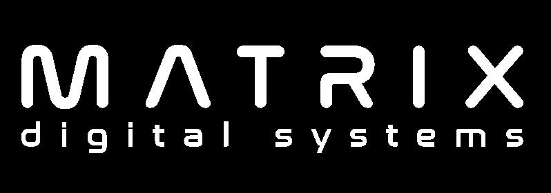 Matrix Digital Systems white lg