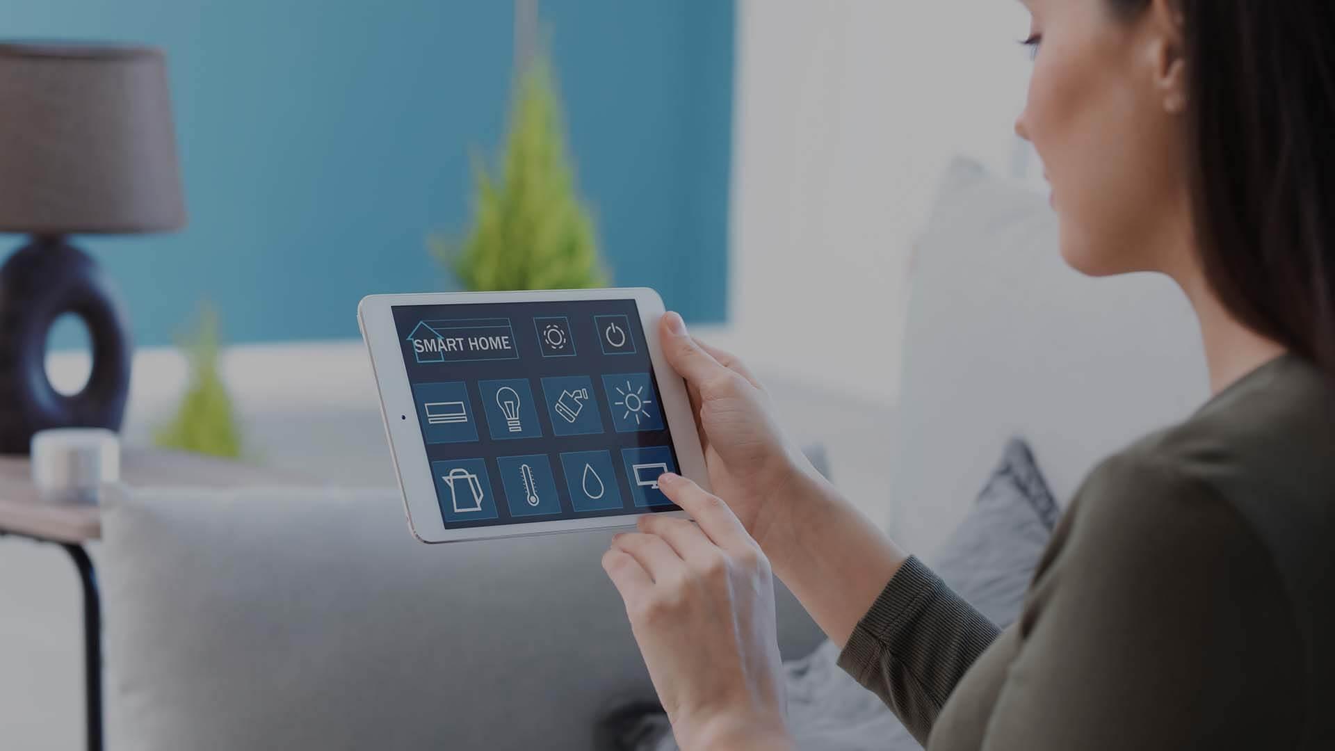 home automation slide