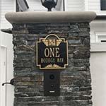 home surveillance entry access