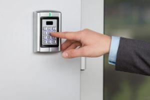 Keypad Security System