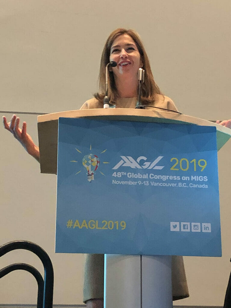 Co-chair of the AAGL Endometriosis Post Graduate course Endometriosis-The Whole Picture.