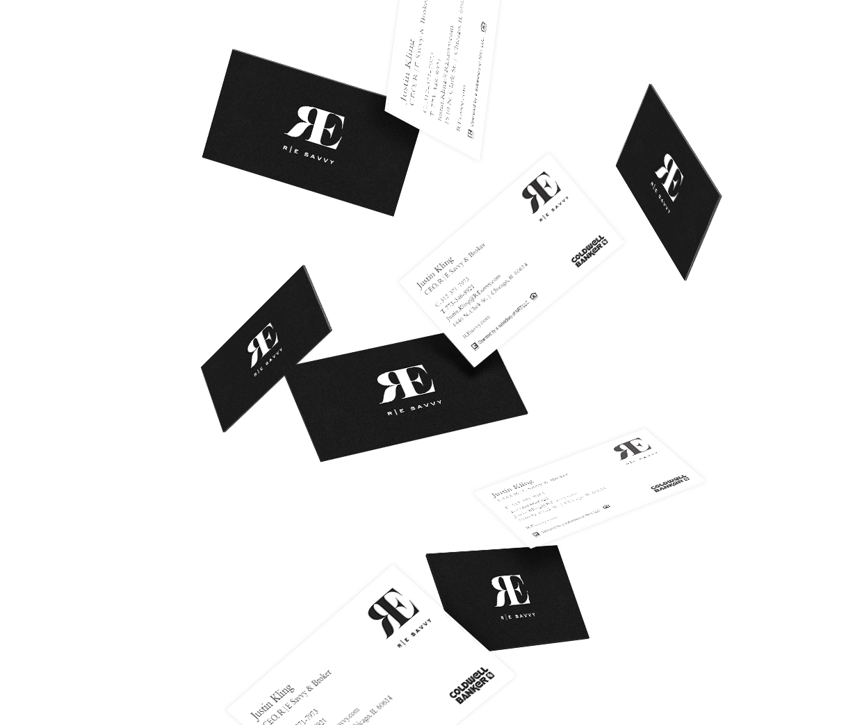 reSavvy-businessCards