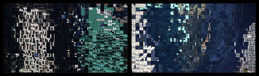 """""""particles hanging unsubstantiated in the air (#2)"""", 2013 c-print on aluminum 17 3/4 x 60 inches ed. of 3"""