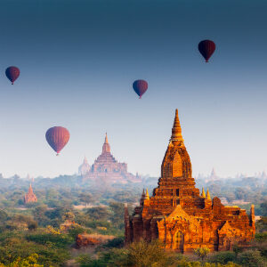 Indochina | Thailand | Myanmar